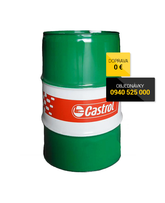 Castrol Edge Turbo Diesel 5W-40 60L