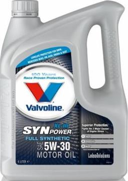 Valvoline Syn Power XL-III 5w-30 4L