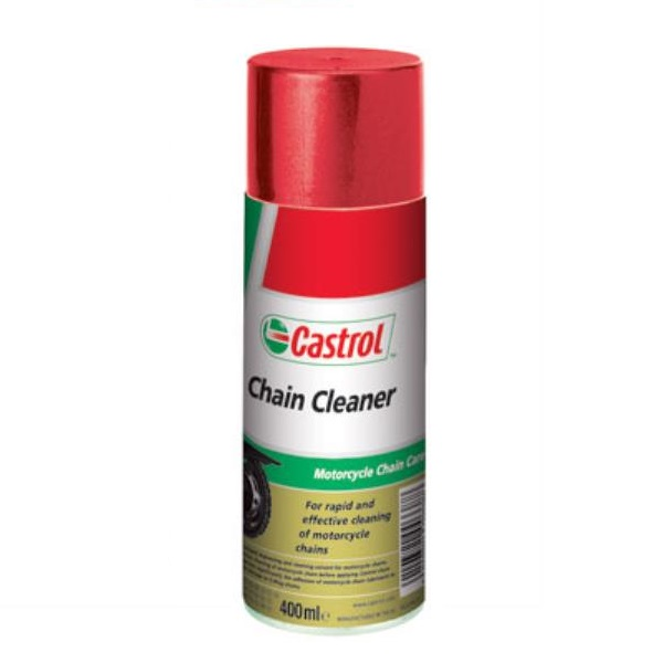 Castrol Chain Cleaner Spray na reťaz 400ml