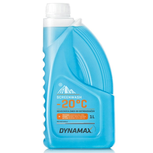DYNAMAX SCREENWASH -20°C 1L