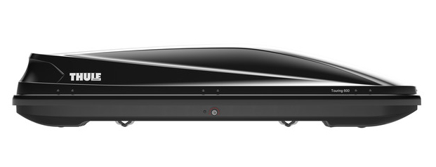 THULE Touring Sport (600) Black glossy