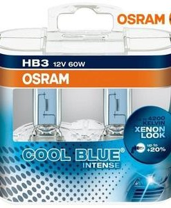 Osram HB3 12V 60W P20d Cool Blue Intense Box
