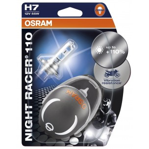 Osram NIGHT RACER 50 H7 12V 55W 64210NR5-01B