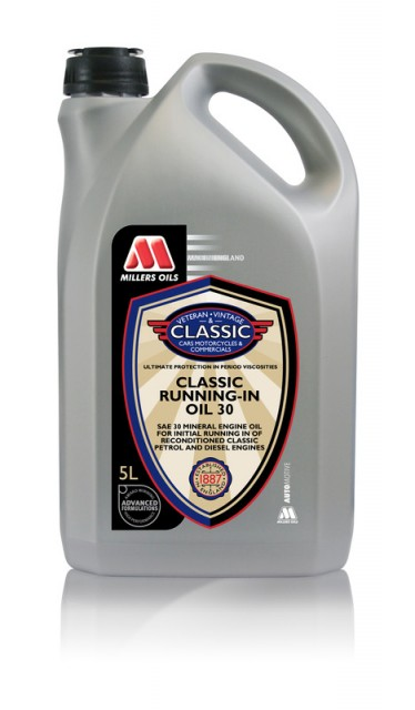 Classic Running-in Oil 30 5L