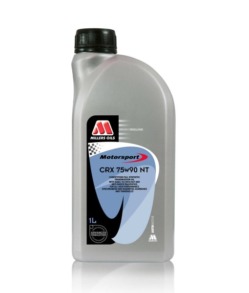 Millers Oils CRX 75W90 NT Synthetic Gear Oil