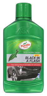 FG7614 UK Black in a Flash 300ml Front