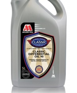 Classic Differential Oils EP 90 5L