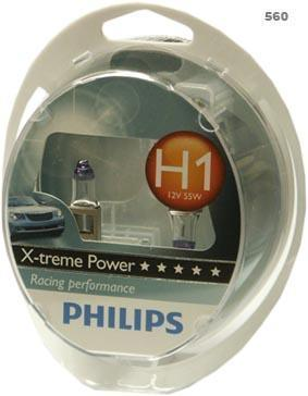 Philips 12V H1 Xtreme Box