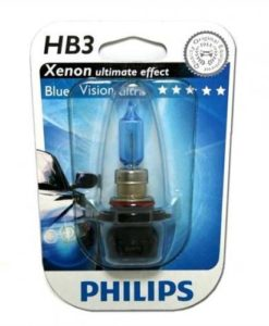 Philips 12V HB3 Blue Vision