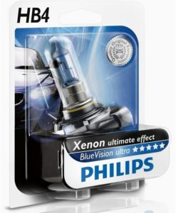 Philips 12V HB4 Blue Vision ultra