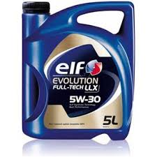 ELF EVOLUTION FULLTECH LLX  5W-30