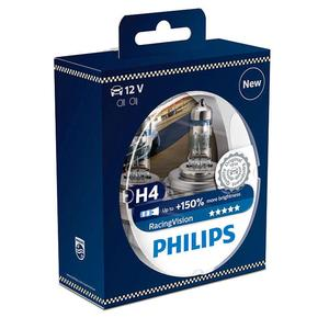 PHILIPS RacingVision H4 2ks