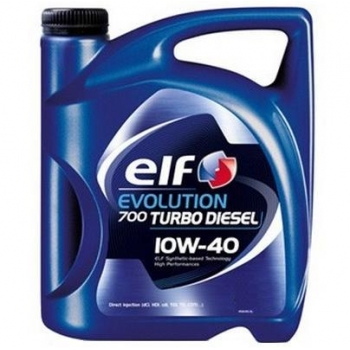 ELF EVOLUTION 700 TURBO DIESEL 4L
