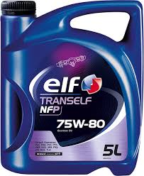 ELF TRANSELF NFP 75W80 5L