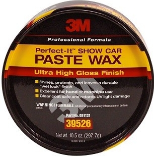 3M Perfect-It Car Paste Wax Tuhy ochranný vosk