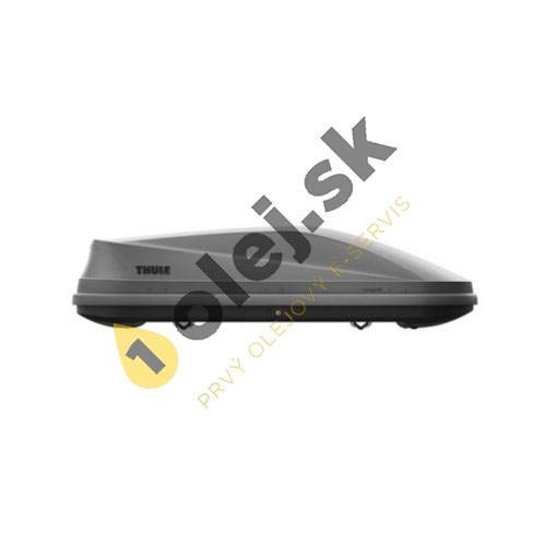 THULE Touring M (200) Silver