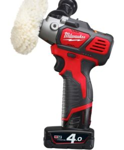 M12 Variable Speed Spot Polisher and Sander, 2438