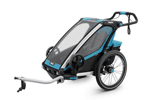 Thule Chariot Sport Blue/Black