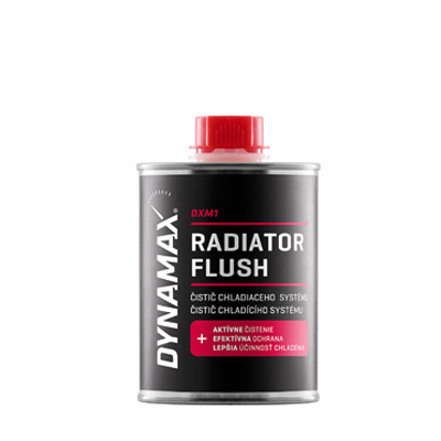 DYNAMAX RADIATOR FLUSH 30ML